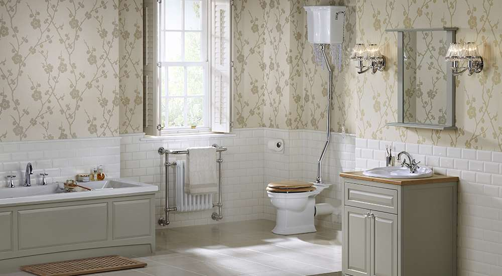 Beautiful English Bathrooms spinks interiors | elegant traditional bathrooms