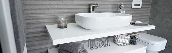 contemporary bathroom doncaster