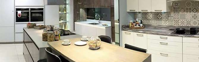 contemporary kitchen doncaster