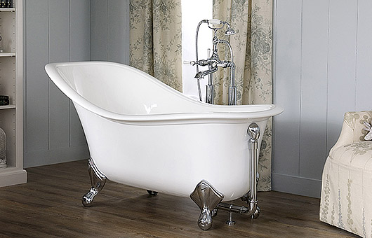 Legend Traditional Bathroom Suite At Victorian Plumbing Uk: Elegant Traditional Bathrooms