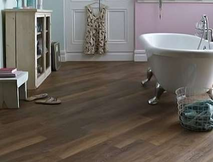 Spinks Interiors | Mid Limed Oak Flooring