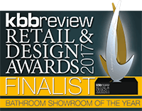 Bathroom Showroom of the Year Finalist