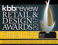 Bathroom Showroom of the Year Finalist