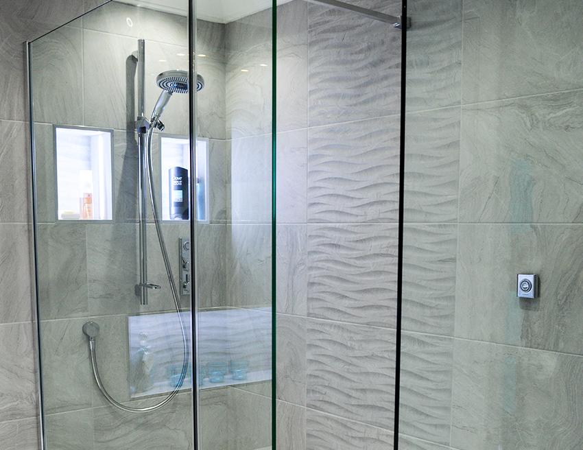 bathroom design doncaster shower tiles