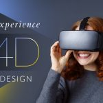 4d virtual reality design bathroom