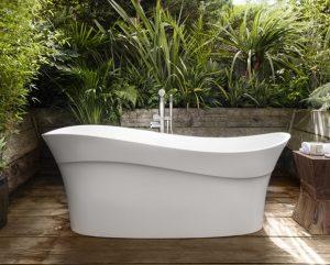 Victoria+Albert Pescadero bath