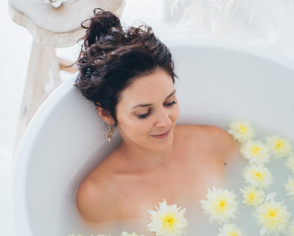 Health benefits of taking a bath
